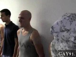 Gay group lady sex This week's HazeHim obedience flick is pretty