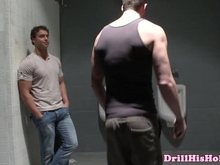 Anal loving bottom drilled deeply