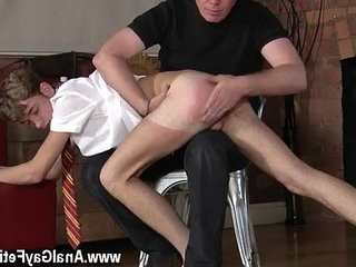 Twink movie Spanking The Schoolboy Jacob Daniels