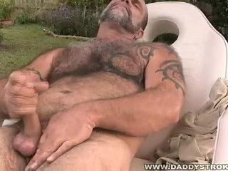 Bearish Daddy Blows Load