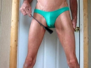 CBT Tortured Shaved Cock and Balls