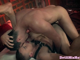 Mike Colucc getting ass drilled hard