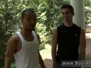 Hot gay guy gangbang Hell-raising Bukkake with Diablo!