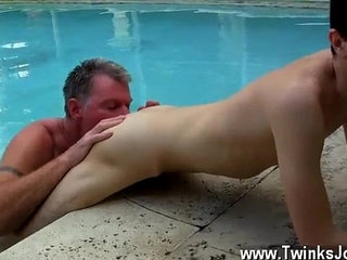 Gay anal boy clips Daddy Brett obliges of course, after sharing some