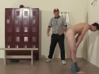 Spanking Brian and the Coach Late again! by El Bob CrashTestBobby