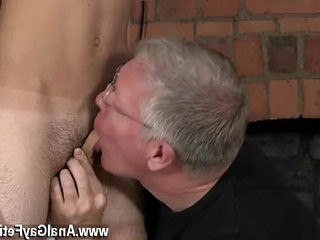 Gay blowjobs until it comes The dudes soft donk is fully d as the