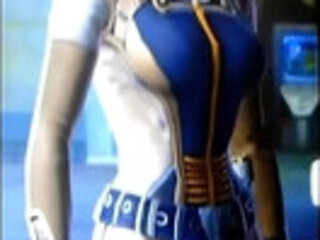 Nerd Cum for Kira Carsen from SWTOR