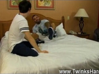 Hot gay Kyler Moss is a guy who can take one hell of a pounding and